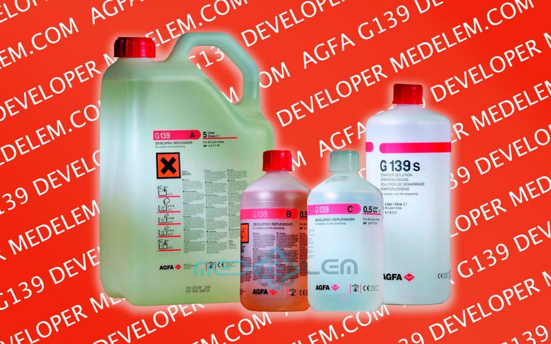 G139 DEVELOPER